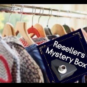 Reseller Mystery Box Lot Bundle - 9 items